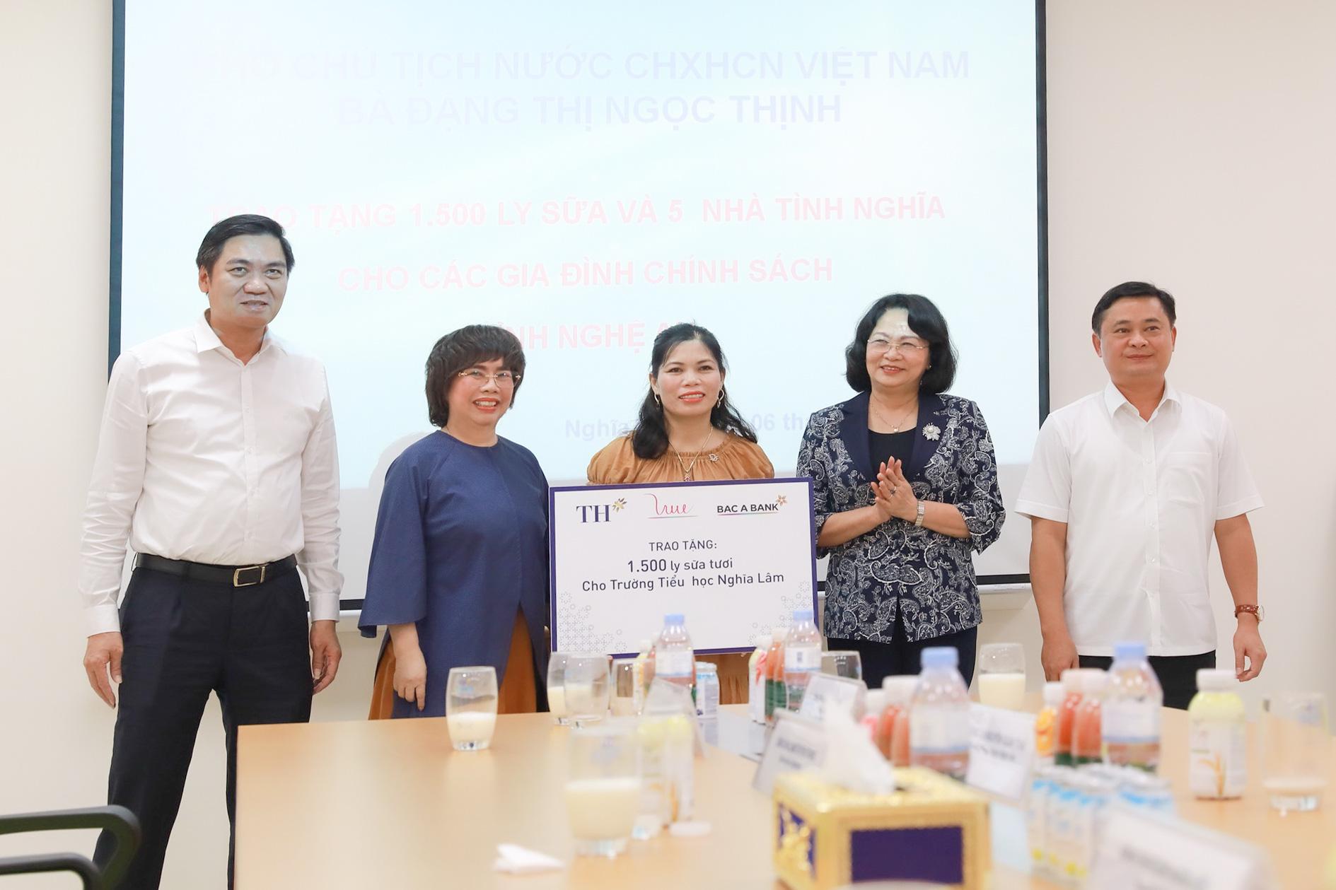 Phó Chủ tịch nước Đặng Thị Ngọc Thịnh ấn tượng với sự tăng trưởng thần kỳ ở vùng Phủ Quỳ - Ảnh 1.