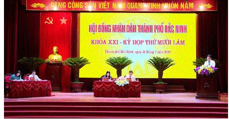 Nhìn lại 13 ngày ông Nguyễn Nhân Chinh được chỉ định làm Bí thư Thành ủy thành phố Bắc Ninh - Ảnh 4.