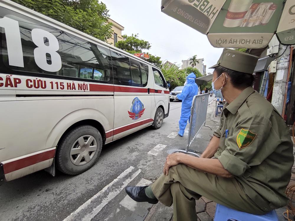 Hà Nội: Lịch trình đáng chú ý của bệnh nhân mắc Covid-19 ở quận Thanh Xuân - Ảnh 1.
