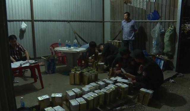 Đại gia Trịnh Sướng cùng 38 bị can khác đã sản xuất xăng giả thế nào? - Ảnh 2.