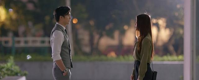 """""""Tình yêu và tham vọng"""" tập 42: Tuệ Linh định nhảy lầu tự tử, Minh liền nói điều này  - Ảnh 8."""