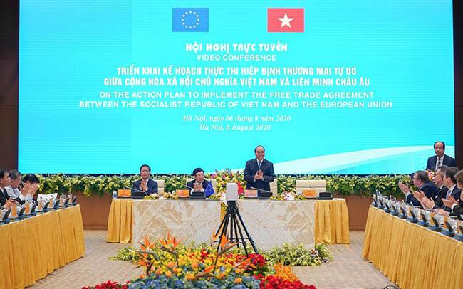 """Bộ trưởng Công Thương: """"Hiệp định EVFTA được xây dựng trên nguyên tắc có đi có lại"""" - Ảnh 2."""