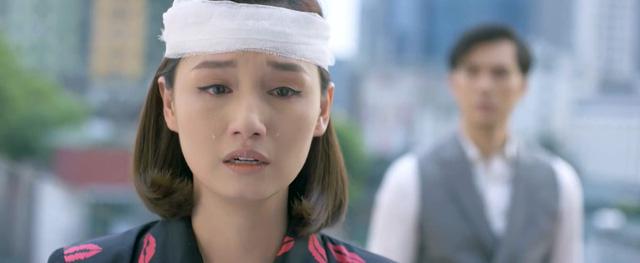 """""""Tình yêu và tham vọng"""" tập 42: Tuệ Linh định nhảy lầu tự tử, Minh liền nói điều này  - Ảnh 2."""