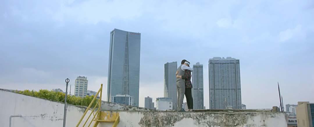"""""""Tình yêu và tham vọng"""" tập 42: Tuệ Linh định nhảy lầu tự tử, Minh liền nói điều này  - Ảnh 4."""