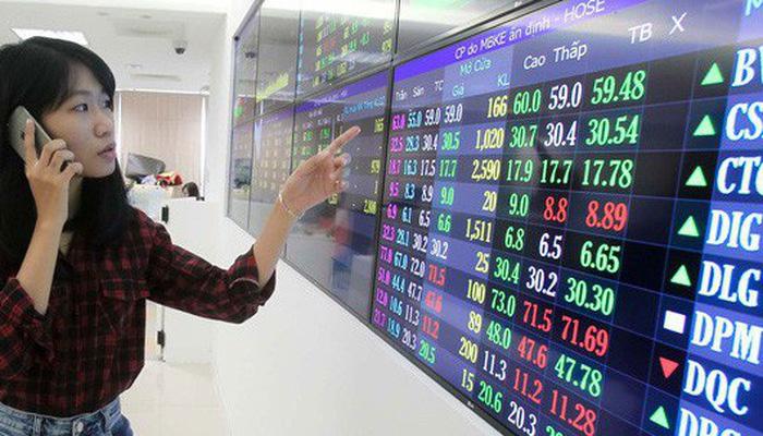 Thị trường chứng khoán 7/8: Điều chỉnh nhẹ - Ảnh 1.