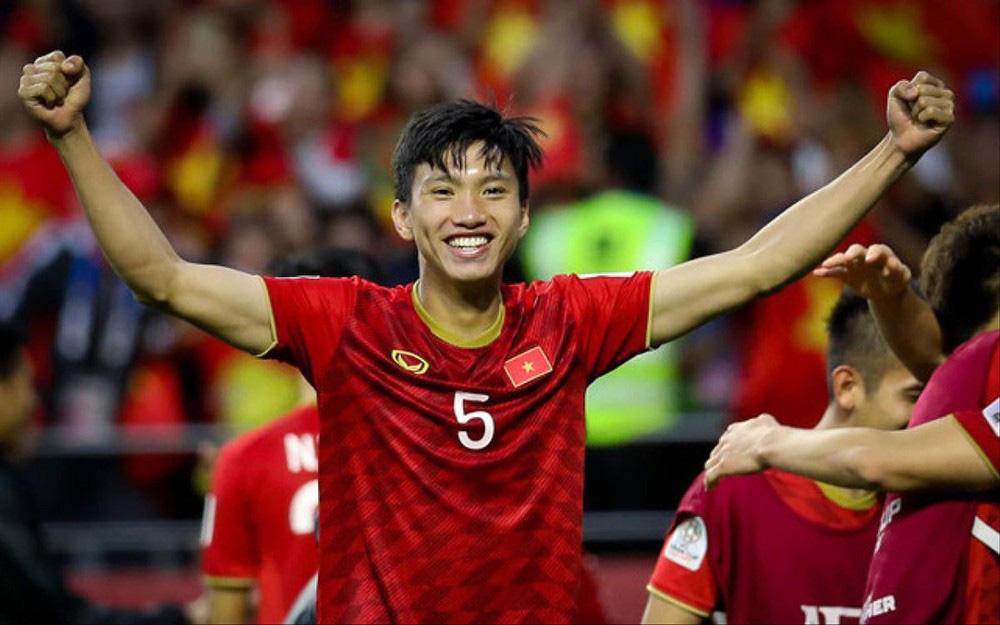 Đoàn Văn Hậu tự tin sẽ cùng ĐT Việt Nam tạo ra những bất ngờ tiếp theo tại vòng loại World Cup 2022.