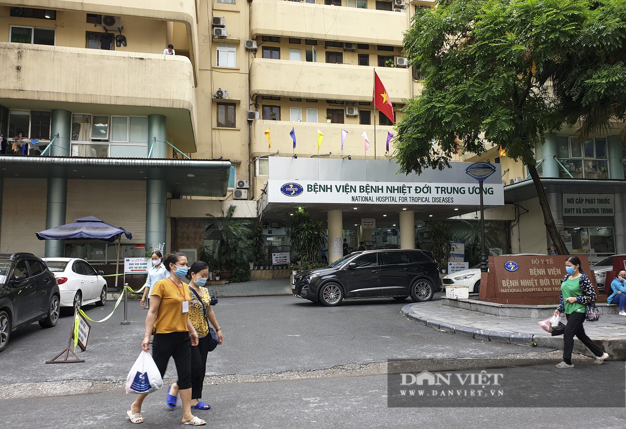 Cận cảnh những địa điểm nhân viên điều hành xe buýt mắc Covid-19 đã đi tại Hà Nội - Ảnh 10.