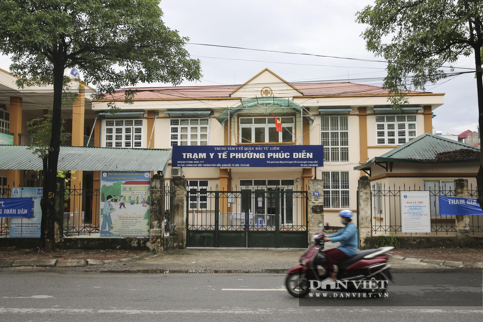 Cận cảnh những địa điểm nhân viên điều hành xe buýt mắc Covid-19 đã đi tại Hà Nội - Ảnh 6.