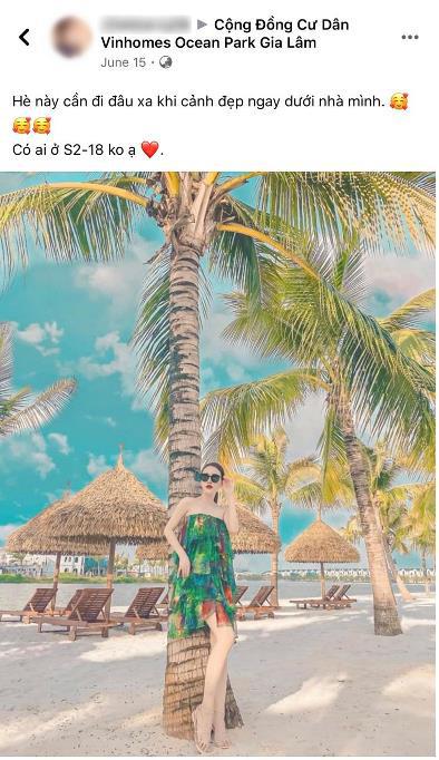 """Khó tin nhưng có thật: """"Kỳ nghỉ hè ở biển"""" giữa lòng Hà Nội - Ảnh 3."""