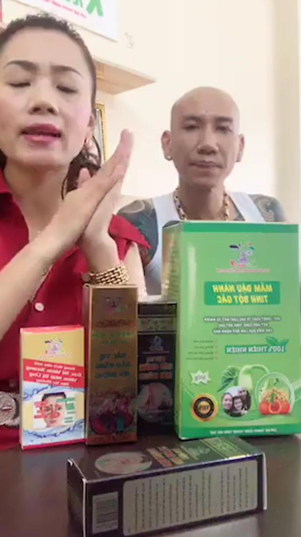"""""""Giang hồ mạng"""" Phú Lê và những nhập nhèm trong hoạt động kinh doanh - Ảnh 3."""