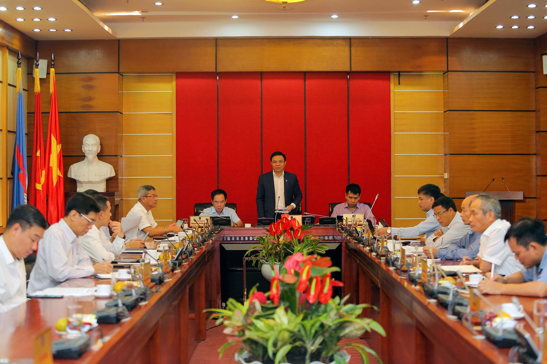 PVN báo lãi hơn 10 ngàn tỷ, nộp ngân sách Nhà nước hơn 38 ngàn tỷ đồng - Ảnh 1.