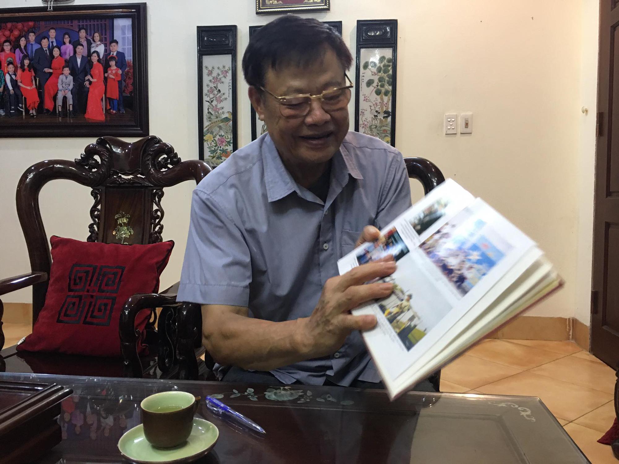"""Thiếu tướng Lê Huy Mai: """"Bác Lê Khả Phiêu luôn lắng nghe ý kiến cấp dưới""""  - Ảnh 1."""