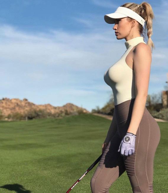 Nữ golf thủ xinh đẹp gây bão làng thể thao thế giới - Ảnh 5.