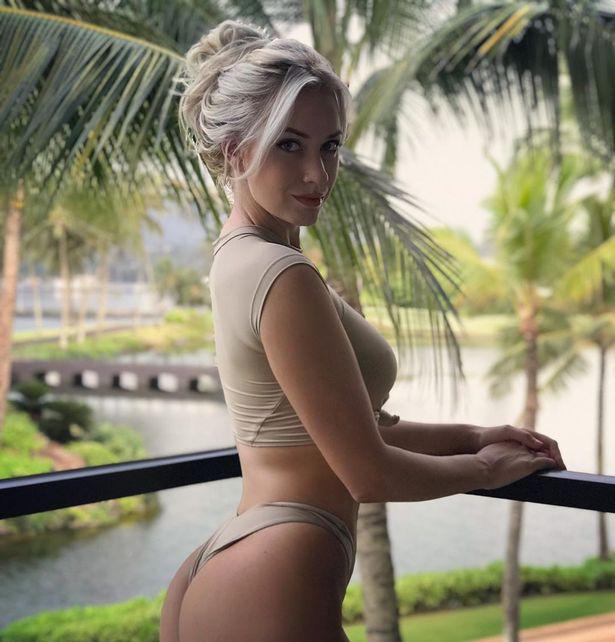 Nữ golf thủ xinh đẹp gây bão làng thể thao thế giới - Ảnh 3.