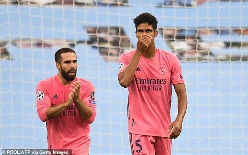 Varane là tội đồ của Real Madrid.