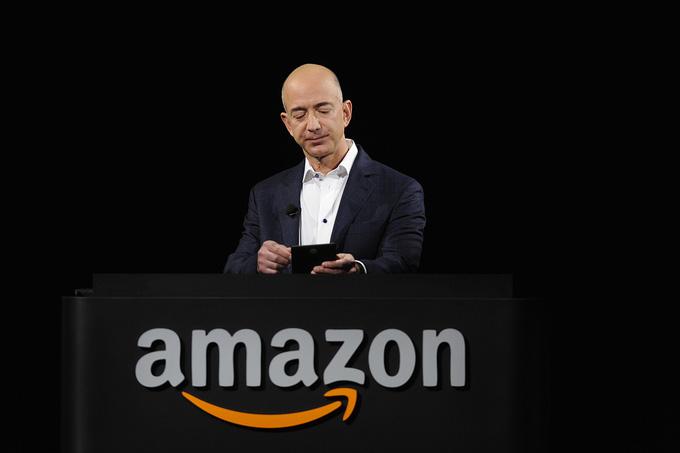 Jeff Bezos ủng hộ đề xuất tăng thuế DN của Biden, vì nó ít làm tăng tiền thuế Amazon phải nộp - Ảnh 1.
