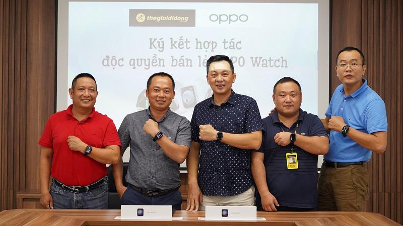 Thế Giới Di Động kí kết phân phối độc quyền chiếc smartwatch đầu tiên của OPPO, mục tiêu bán 20.000 chiếc trong 3 tháng - Ảnh 3.