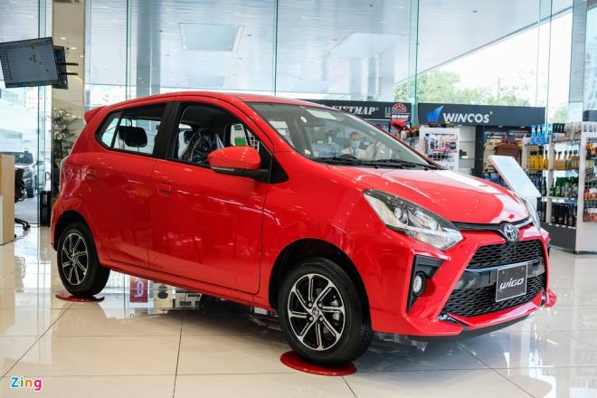 Những mẫu xe đô thị dưới 500 triệu đồng đáng chú ý tại Việt Nam - Ảnh 2.