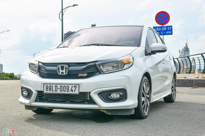 Những mẫu xe đô thị dưới 500 triệu đồng đáng chú ý tại Việt Nam - Ảnh 4.