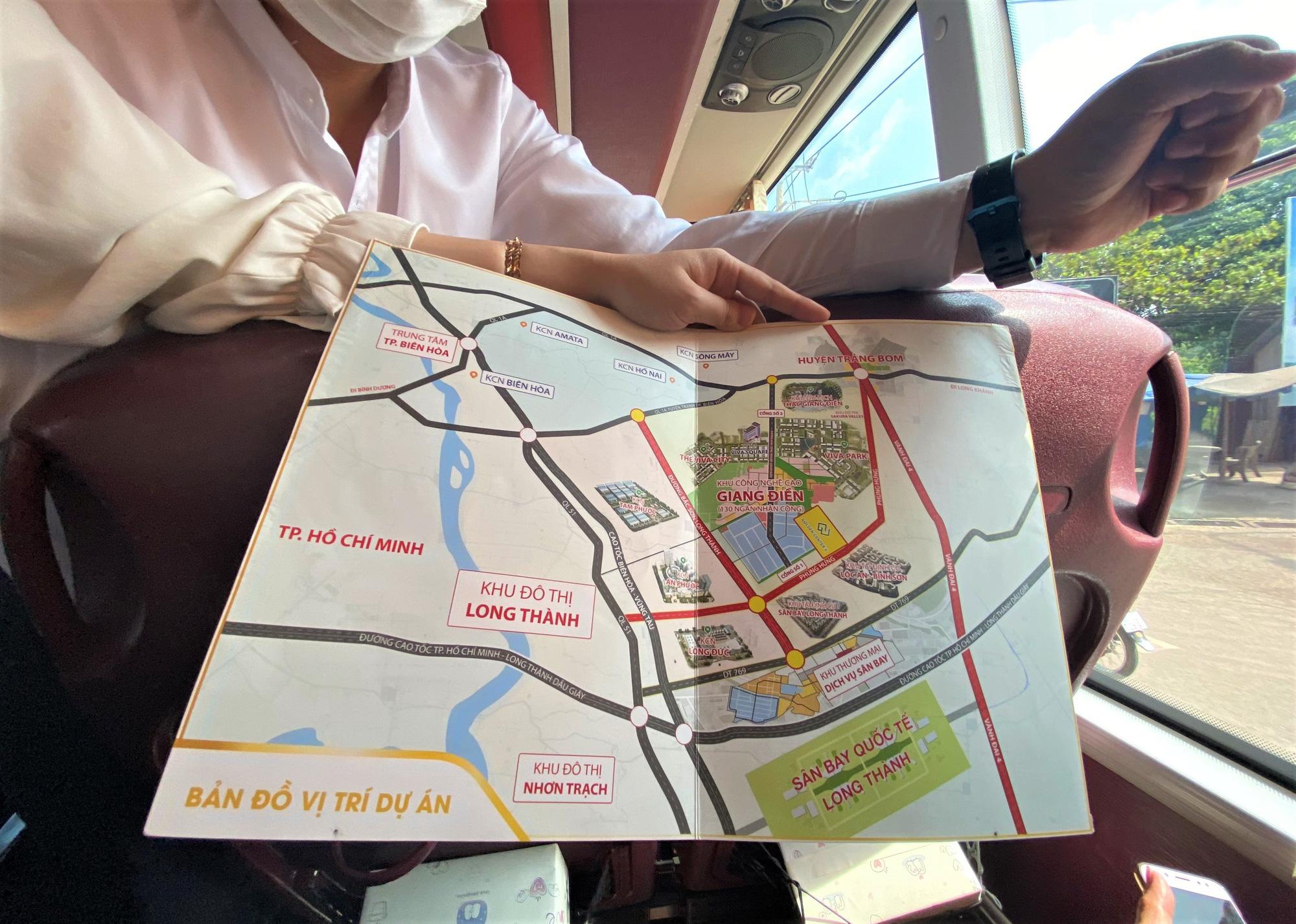 Xem đất 'thành phố Thủ Đức' bị đưa xuống Đồng Nai - Ảnh 2.