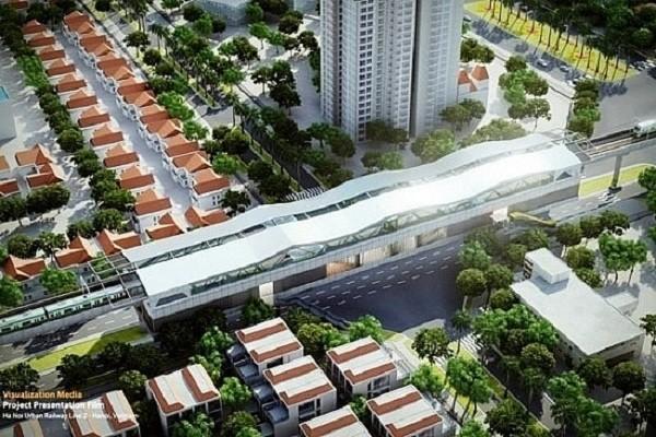 Vì sao Hà Nội chậm giải ngân 2 công trình giao thông đường sắt đô thị trọng điểm? - Ảnh 1.