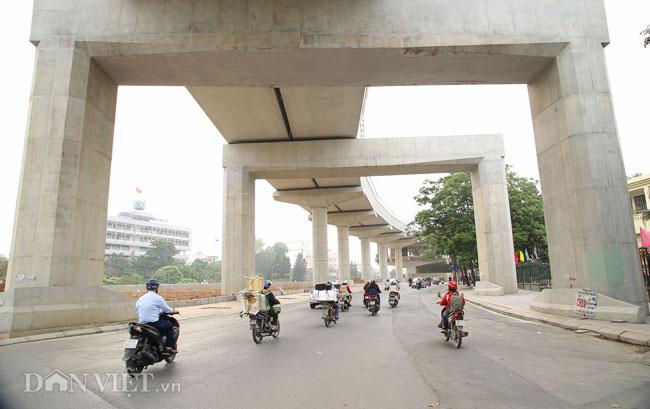 Vì sao Hà Nội chậm giải ngân 2 công trình giao thông đường sắt đô thị trọng điểm? - Ảnh 5.