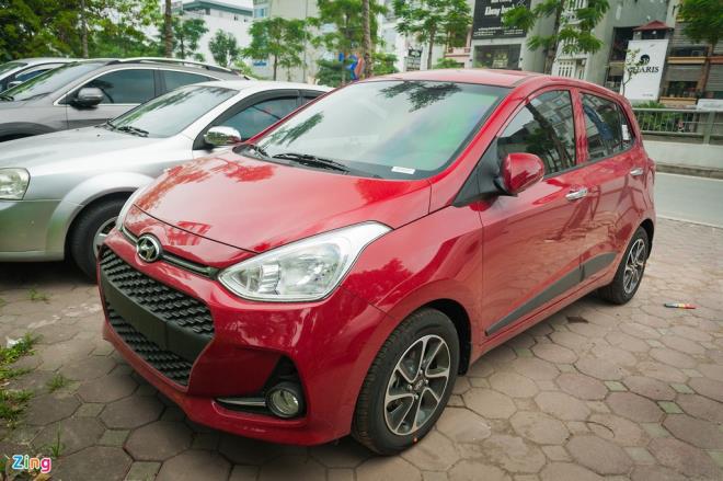 Những mẫu xe đô thị dưới 500 triệu đồng đáng chú ý tại Việt Nam - Ảnh 1.