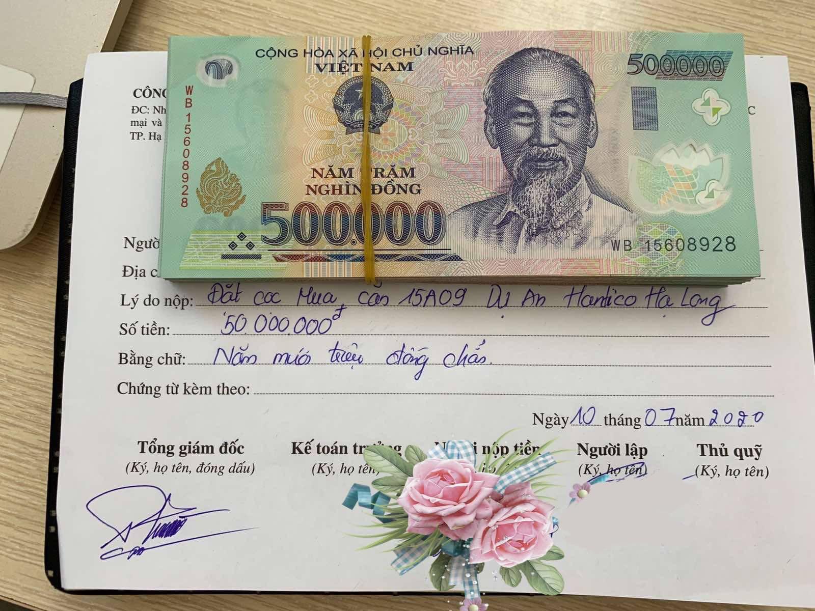 Quảng Ninh: Chung cư chưa xây đã rao bán rầm rộ - Ảnh 3.