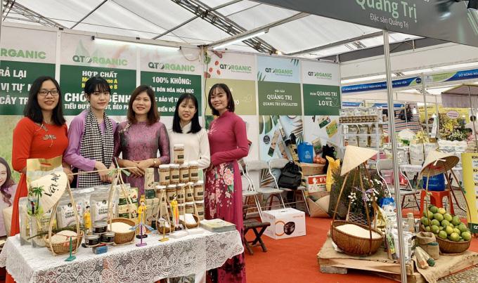 Gạo hữu cơ 'vô cùng sạch' của Quảng Trị bước ra thị trường - Ảnh 5.