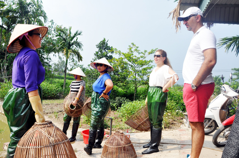 Quảng Ninh: Khi nông nghiệp bổ trợ cho du lịch - Ảnh 4.
