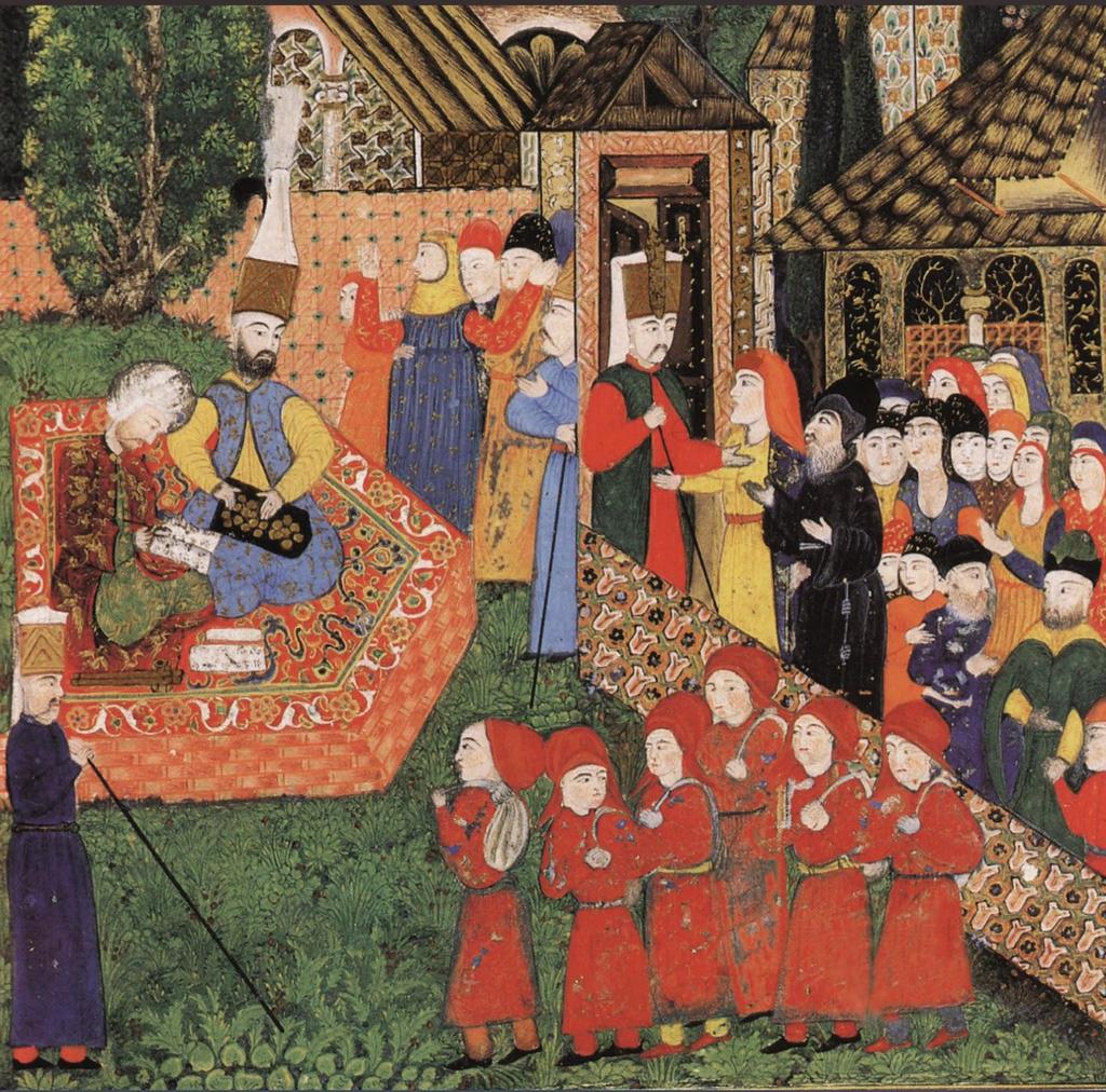 Thuế nước tiểu, thuế nuôi râu và trăm thứ kỳ quặc thời cổ và trung đại - Ảnh 2.