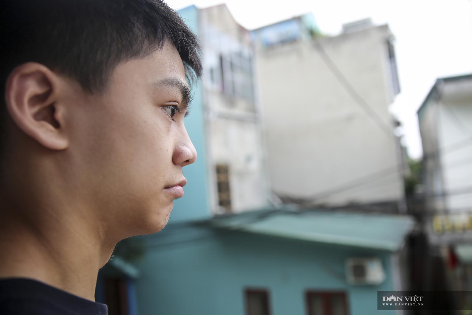 """Cậu bé """"bại não"""" được tuyển thẳng vào ngành Trí tuệ nhân tạo Đại học FPT - Ảnh 10."""