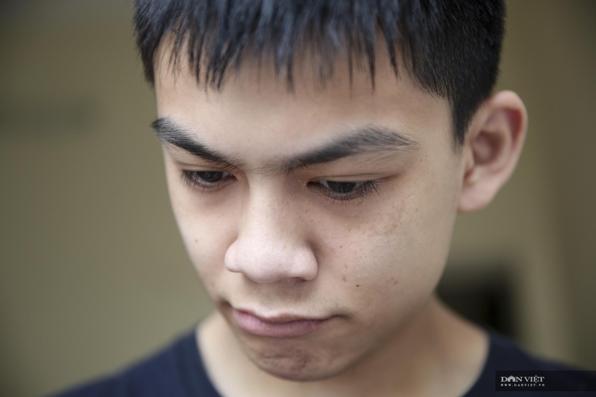 """Cậu bé """"bại não"""" được tuyển thẳng vào ngành Trí tuệ nhân tạo Đại học FPT - Ảnh 6."""