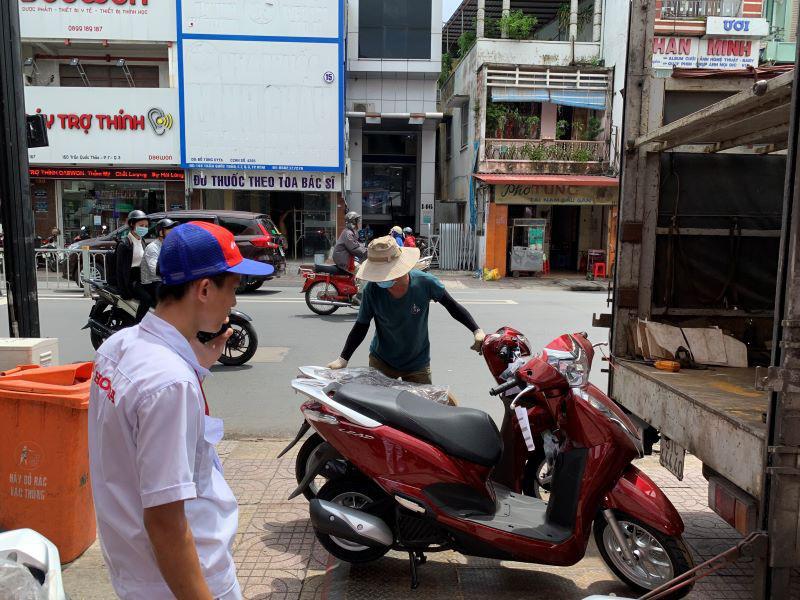 Người Việt bắt đầu chê xe máy Honda - Ảnh 1.