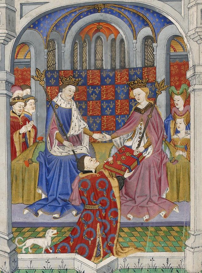 Vua Anh thời trung cổ có cố vấn riêng chuyện phòng the? - Ảnh 1.