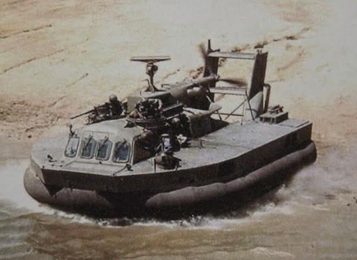 Ngạc nhiên tàu khí đệm độc nhất trong Chiến tranh Việt Nam - Ảnh 4.