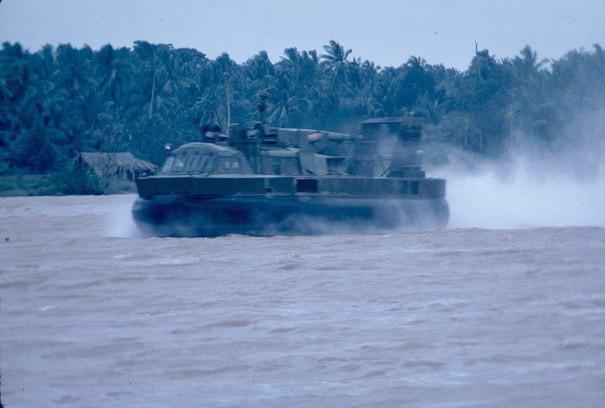 Ngạc nhiên tàu khí đệm độc nhất trong Chiến tranh Việt Nam - Ảnh 6.