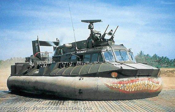 Ngạc nhiên tàu khí đệm độc nhất trong Chiến tranh Việt Nam - Ảnh 7.