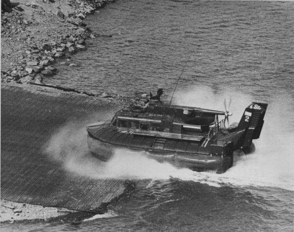 Ngạc nhiên tàu khí đệm độc nhất trong Chiến tranh Việt Nam - Ảnh 8.