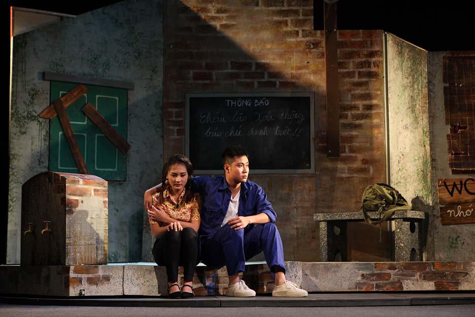 Nhà hát Tuổi trẻ, kỷ niệm 40 năm công diễn vở kịch đầu tay của nhà viết kịch Lưu Quang Vũ  - Ảnh 1.