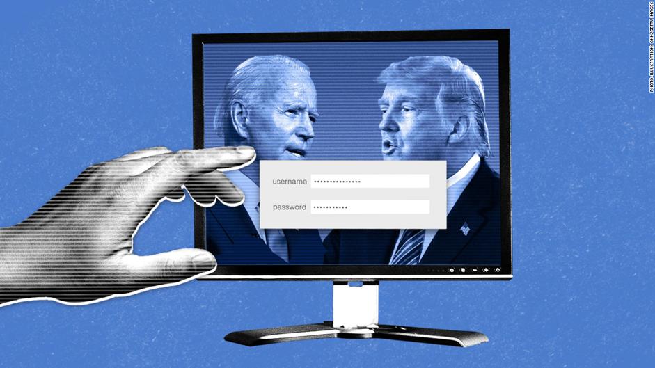 Tin tặc Trung Quốc, Nga dùng công nghệ tinh vi can thiệp bầu cử Mỹ - Ảnh 1.