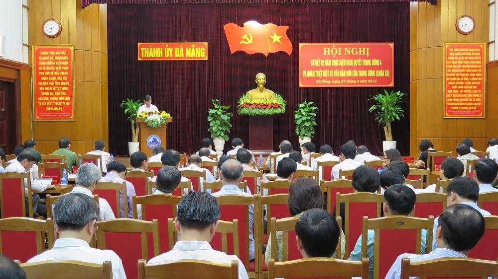 Đà Nẵng hoãn Đại hội Đảng bộ các cấp để tập trung chống dịch Covid-19 - Ảnh 1.