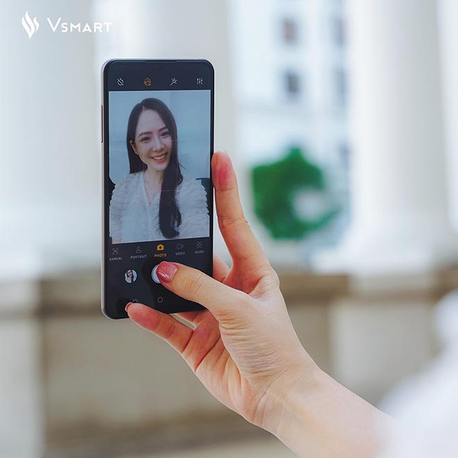 Hãng lớn thế giới còn dè dặt, tại sao Vsmart vẫn mạo hiểm với camera ẩn dưới màn hình? - Ảnh 2.
