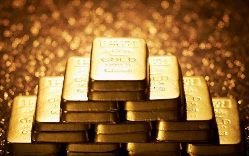Giá vàng hôm nay 25/9 chưa hết đà giảm - Ảnh 1.