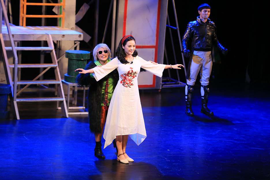 Nhà hát Tuổi trẻ, kỷ niệm 40 năm công diễn vở kịch đầu tay của nhà viết kịch Lưu Quang Vũ  - Ảnh 3.