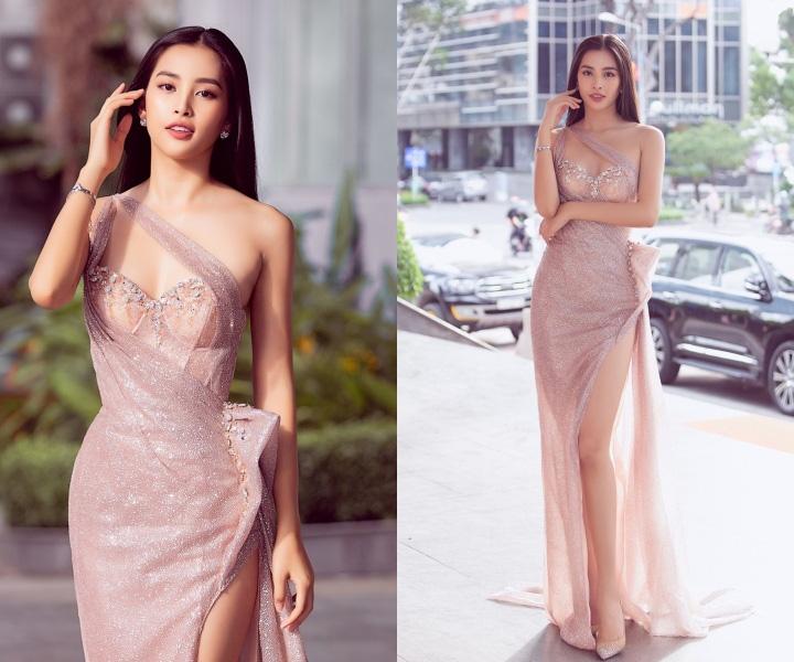 Bảo Thy táo bạo mặc bikini quyến rũ hút mắt, Lâm Khánh Chi mặc o ép khiến chiếc váy như sắp bung - Ảnh 7.