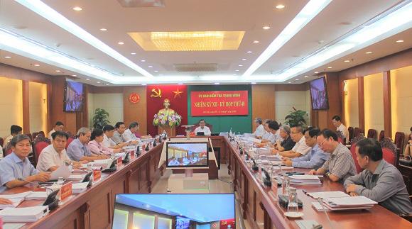 Yêu cầu kiểm tra khi dấu hiệu vi phạm với đại tá Lê Văn Việt, nguyên Giám đốc Công an Trà Vinh - Ảnh 1.
