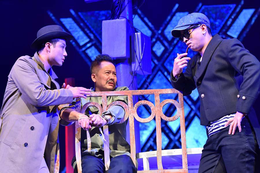 Nhà hát Tuổi trẻ, kỷ niệm 40 năm công diễn vở kịch đầu tay của nhà viết kịch Lưu Quang Vũ  - Ảnh 4.