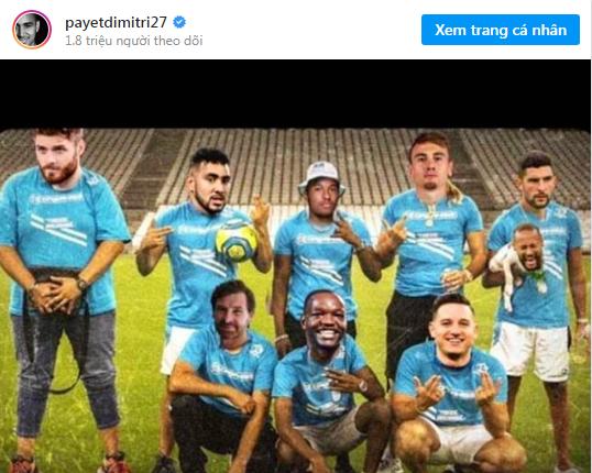 Neymar bị ngôi sao của Marseille sỉ nhục thậm tệ trên Twitter - Ảnh 1.