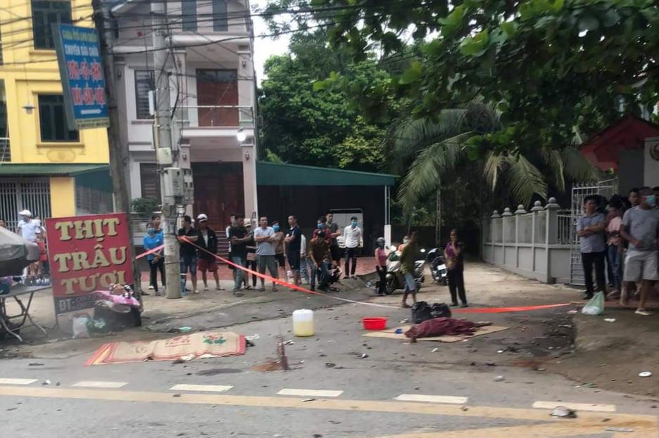 Vụ tai nạn khiến 3 người tử vong ở Phú Thọ: Khởi tố, tạm giam 4 tháng tài xế ô tô - Ảnh 1.
